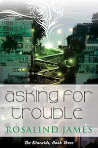 Asking Trouble web
